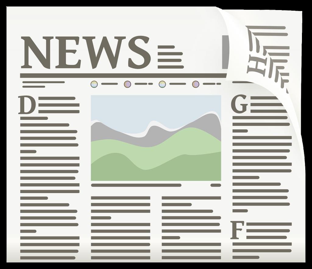 newspaper, article, journal
